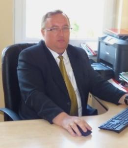 Marek Kapusta - p.o. Z-cy Dyrektora ds. Administracji i Logistyki