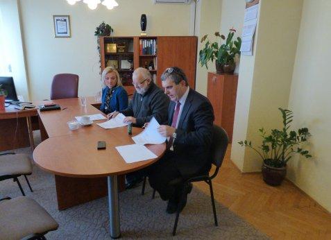 Porozumienie pomiędzy SP ZOZ w Brzesku a PPWSZ w Nowym Targu