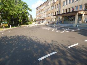 Zakończenie remontu dróg i chodników przy Brzeskim Szpitalu