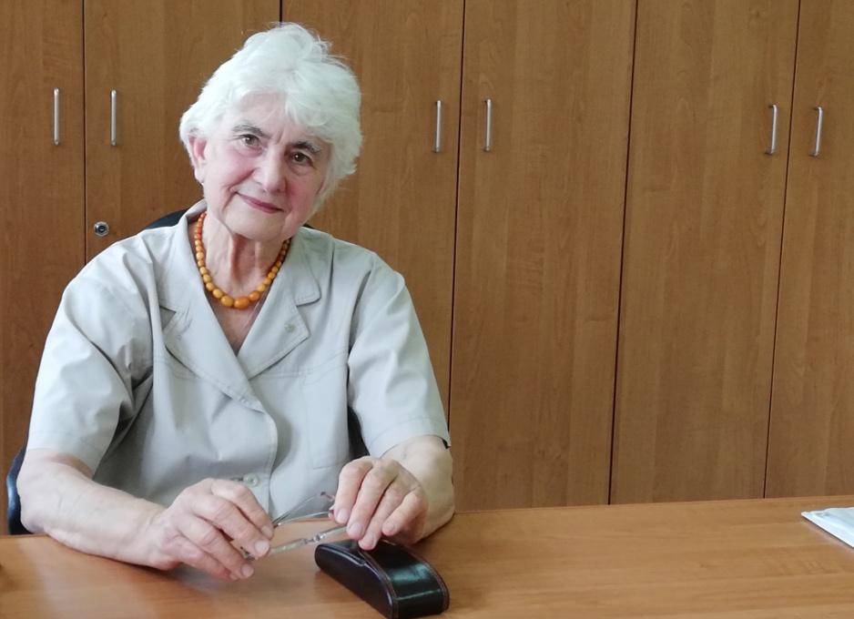 lek. med. Maria Kędziora przechodzi na emeryturę