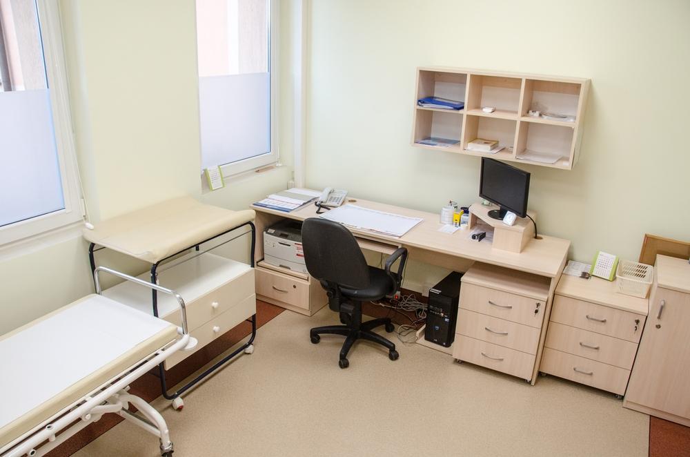 Zakończył się remont gabinetów lekarskich na II piętrze brzeskiego szpitala