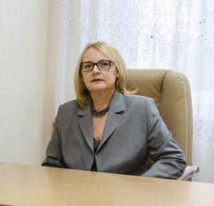 Małgorzata Urbaniak-Ostrykiewicz - Pielęgniarka Naczelna
