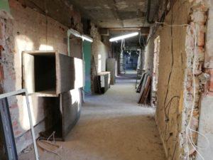 Remont pomieszczeń