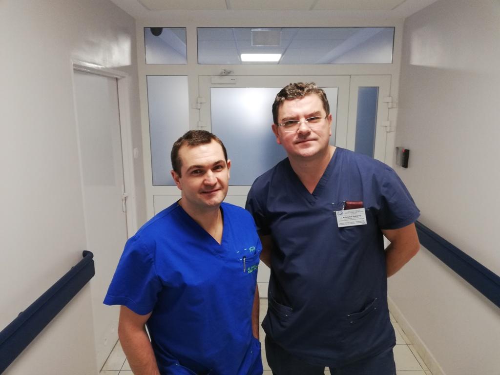 Zmiany w oddziale ortopedycznym
