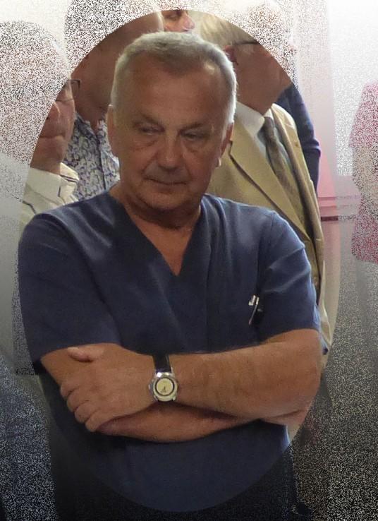 Odszedł świetny chirurg, lekarz oddany swoim pacjentom